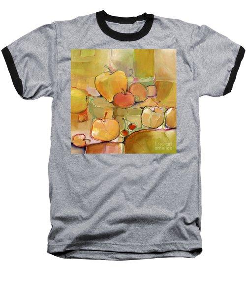 Fruit Still Life Baseball T-Shirt
