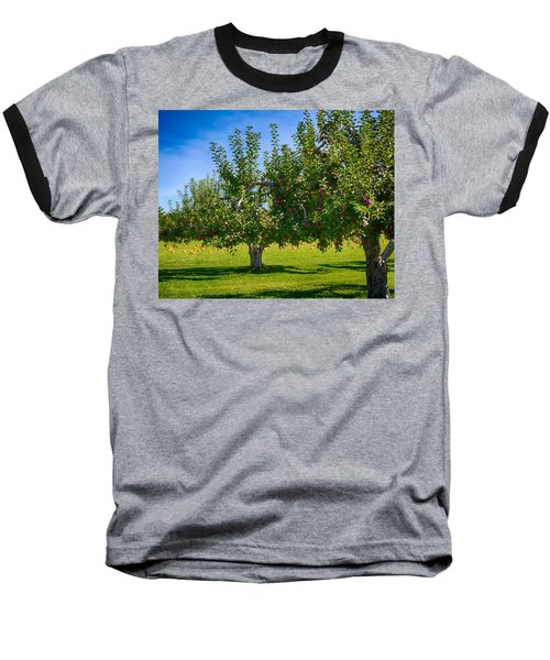 Fruits And Vegetables Baseball T-Shirt