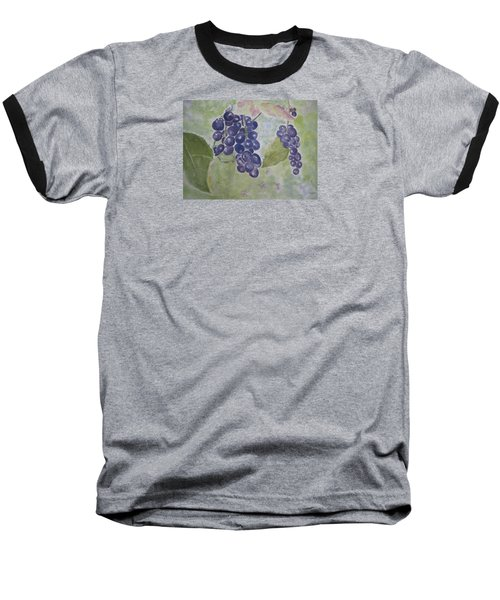 Fruits Of The Wine Baseball T-Shirt