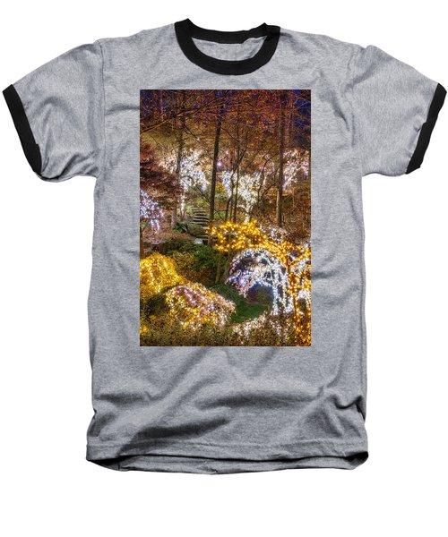 Golden Valley - Full Height Baseball T-Shirt