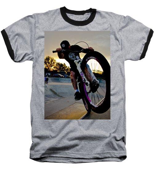 Fumanchue Baseball T-Shirt by Joel Loftus