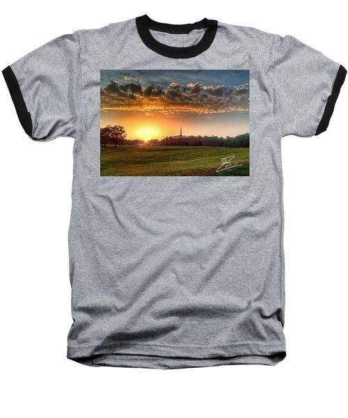 Fumc Sunset Baseball T-Shirt