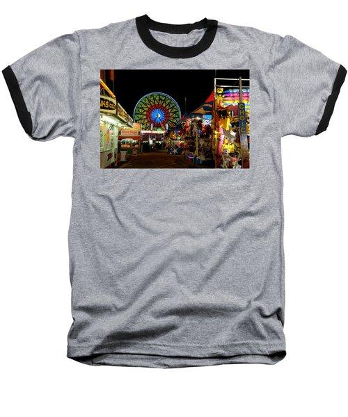 Fun Night At The Fair Baseball T-Shirt