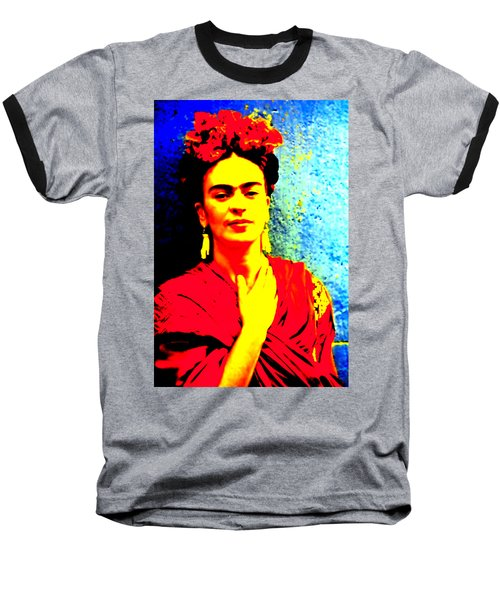 Funky Frida IIi Baseball T-Shirt