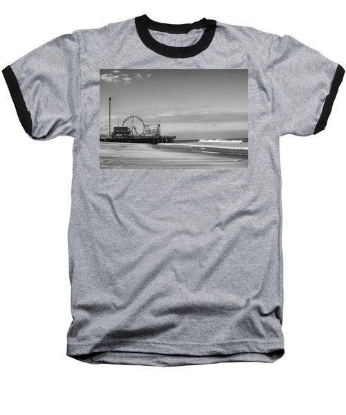 Funtown Pier Seaside Heights New Jersey  Baseball T-Shirt
