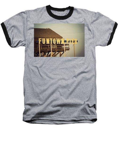Funtown Vintage Baseball T-Shirt