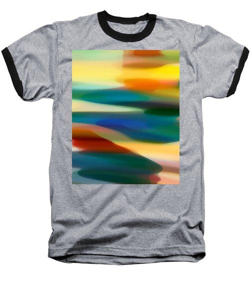 Fury Seascape 3 Baseball T-Shirt