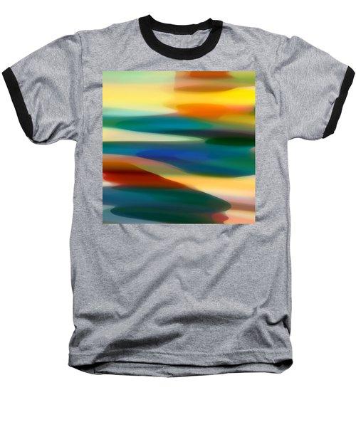 Fury Seascape 5 Baseball T-Shirt