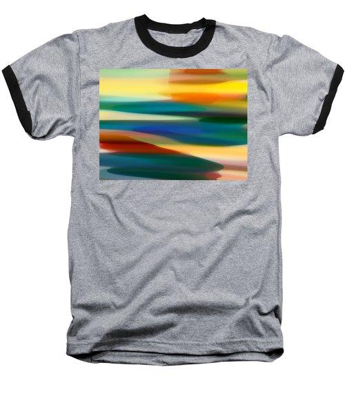 Fury Seascape 6 Baseball T-Shirt