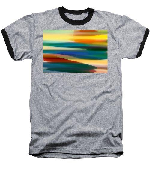 Fury Seascape 7 Baseball T-Shirt