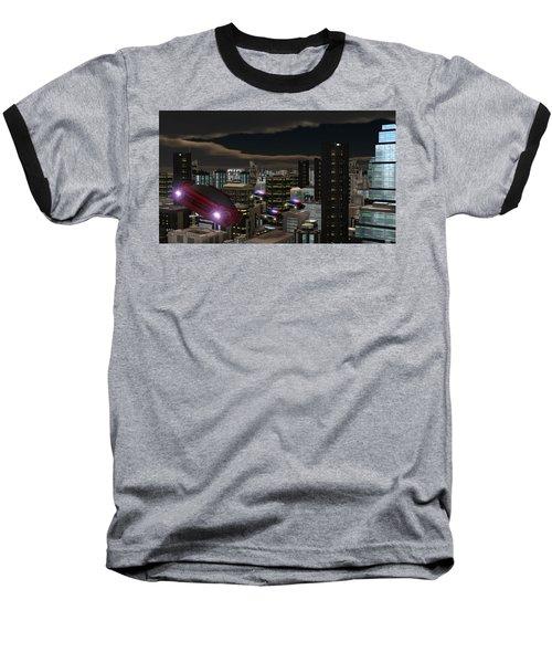 Futura 2051 Baseball T-Shirt