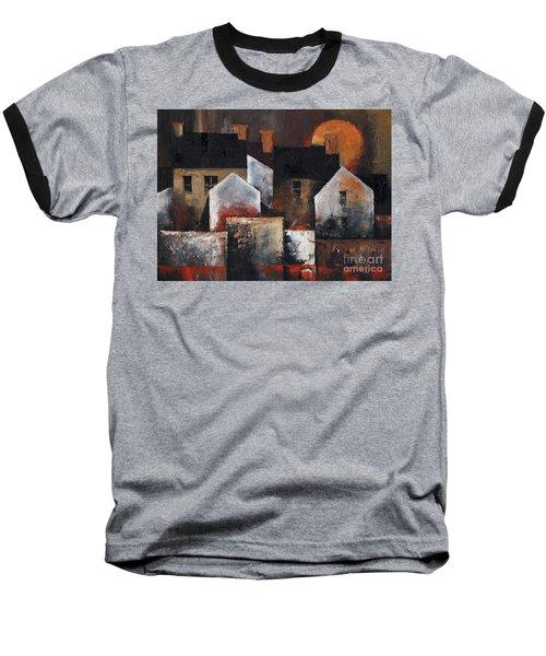 Gables Sunset Baseball T-Shirt