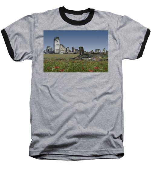 Gaias Children Baseball T-Shirt