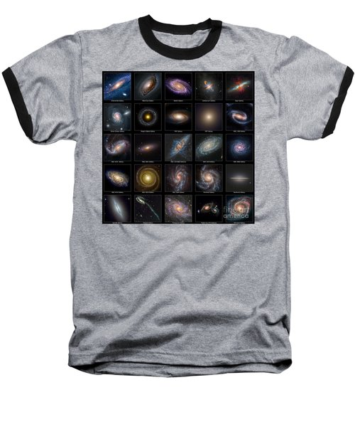 Galaxy Collection Baseball T-Shirt