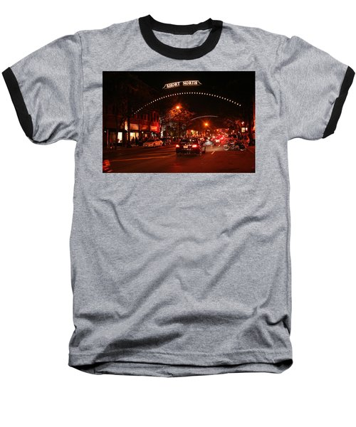 Gallery Hop In The Short North Baseball T-Shirt