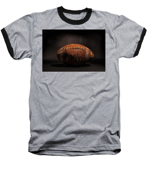 Game Ball Baseball T-Shirt by Peter Tellone