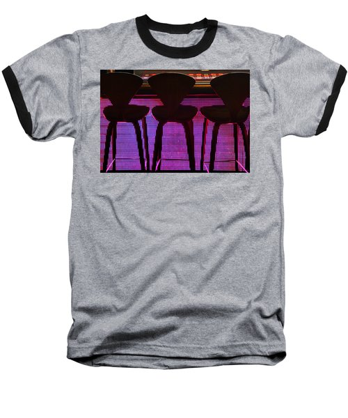Baseball T-Shirt featuring the photograph Game Table 2 by Tammy Espino