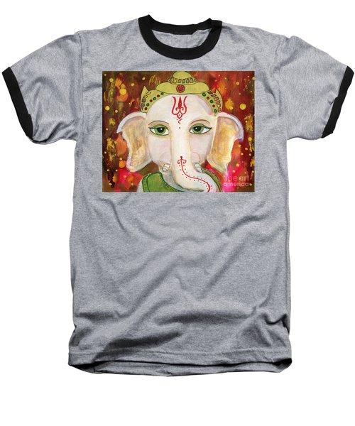 Ganesh Baseball T-Shirt