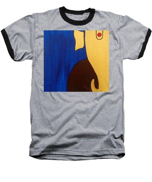 5 Ganesh Gajananaya Baseball T-Shirt
