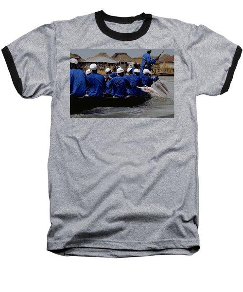 Ganvie - Lake Nokoue Baseball T-Shirt