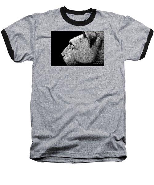 Garatti's Lion Baseball T-Shirt by Tom Gari Gallery-Three-Photography