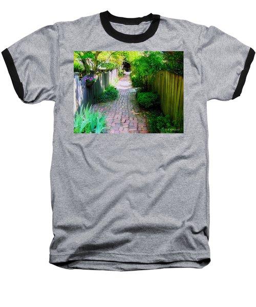 Garden Alley Baseball T-Shirt