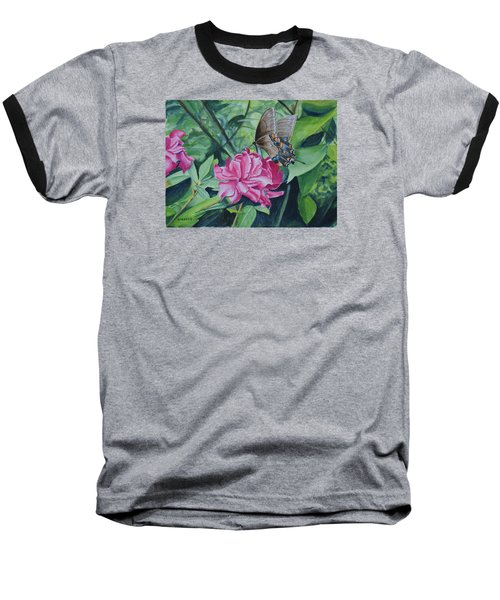 Garden Beauties Baseball T-Shirt