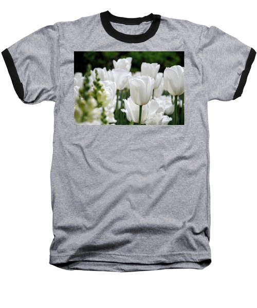 Garden Beauty Baseball T-Shirt by Jennifer Ancker