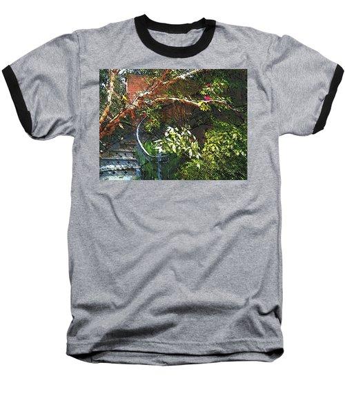 Garden Climb  Baseball T-Shirt