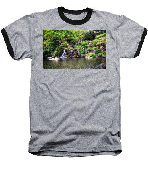 Garden Green Baseball T-Shirt
