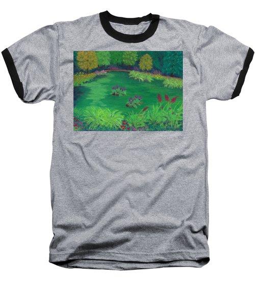 Garden In The Woods Baseball T-Shirt