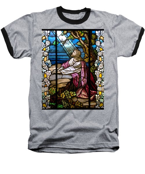 Garden Of Gethsemane Baseball T-Shirt