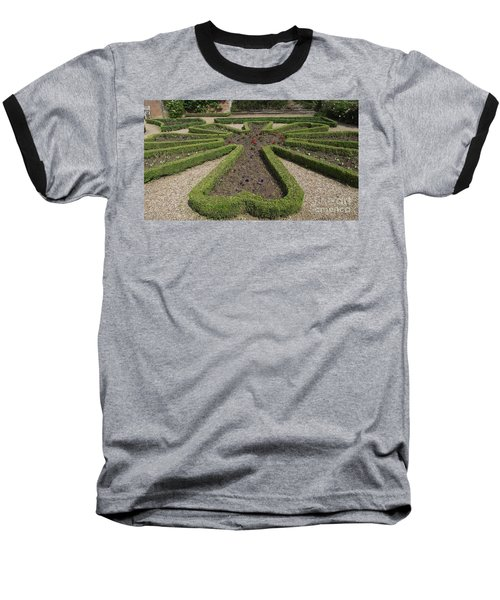 Garden Of Peace Baseball T-Shirt by Tracey Williams