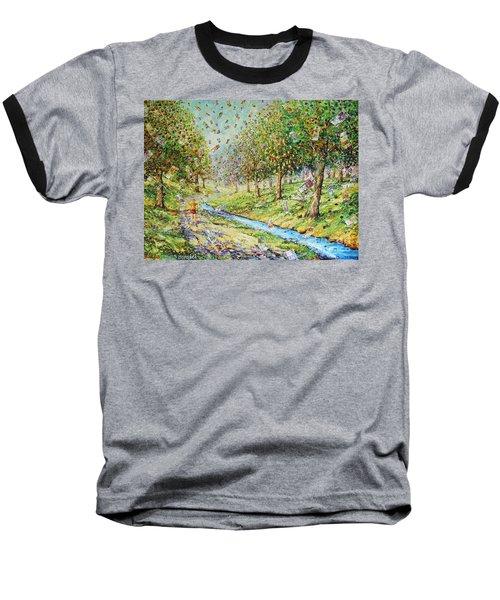 Garden Of Prosperity Baseball T-Shirt