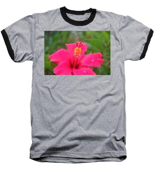 Baseball T-Shirt featuring the photograph Garden Rains by Miguel Winterpacht