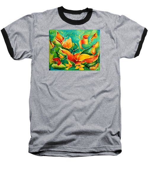 Garden Series No.3 Baseball T-Shirt