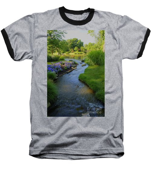 Garden Stream Hdr #9795 Baseball T-Shirt