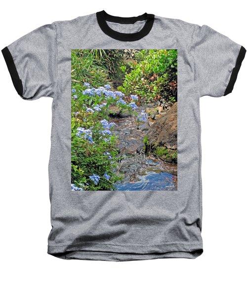 Garden Stream Baseball T-Shirt