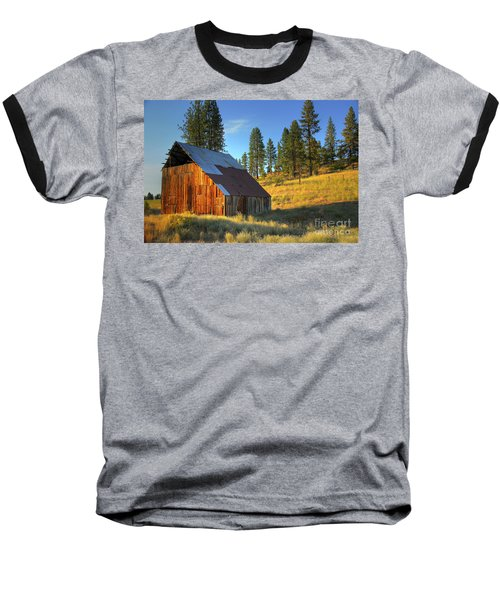 Garden Valley Barn Baseball T-Shirt
