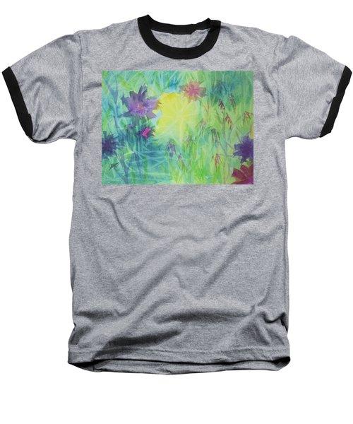 Garden Vortex Baseball T-Shirt
