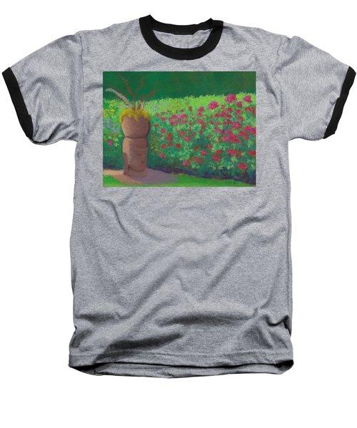 Garden Welcoming Baseball T-Shirt
