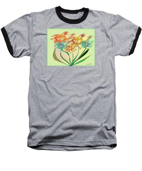 Garden Wonder Baseball T-Shirt