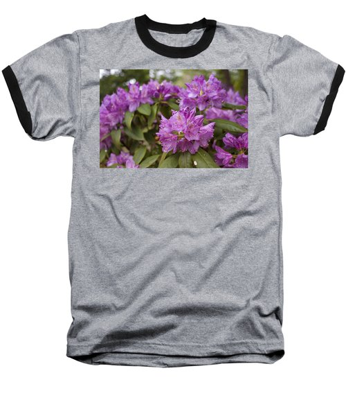 Baseball T-Shirt featuring the photograph Garden's Welcome by Miguel Winterpacht