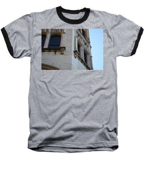 Gargoyles Baseball T-Shirt