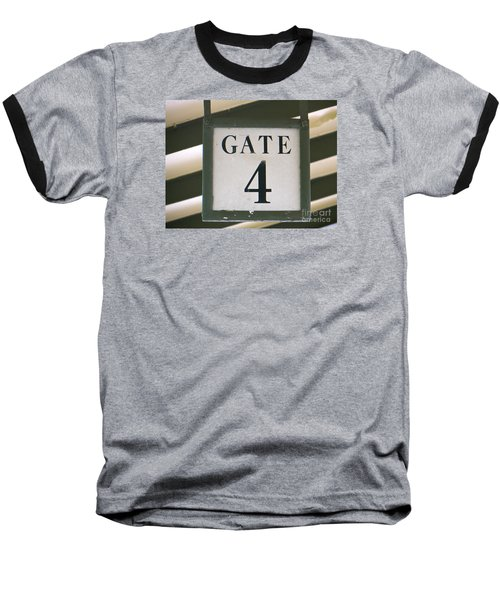 Gate #4 Baseball T-Shirt