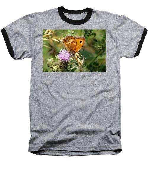 Gatekeeper Butterfly Baseball T-Shirt