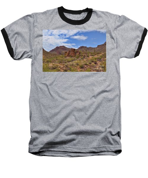 Gates Pass Scenic View Baseball T-Shirt