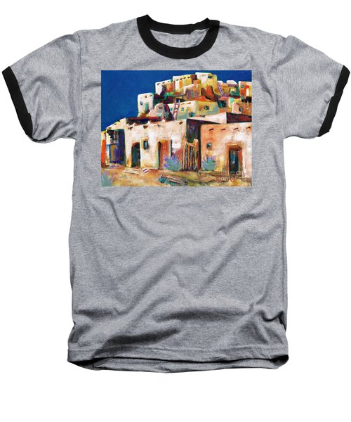 Gateway Into  The  Pueblo Baseball T-Shirt