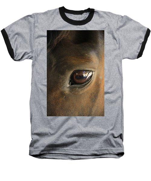 Gateway To A Horses Soul Baseball T-Shirt