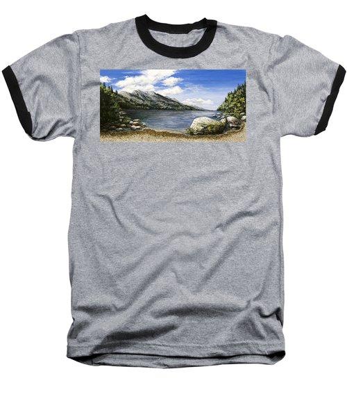 Gathering Moss Baseball T-Shirt